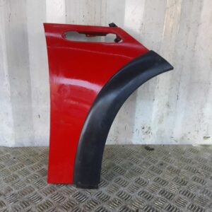 01-06 BMW MINI COOPER ONE R50 3DR HATCHBACK O/S/F DRIVERS WING CHILLI RED 851