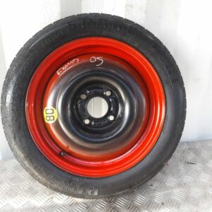 """1998-2007 FORD FOCUS 15"""" 4 STUD SPACE SAVER/SPARE WHEEL T185/80 R15 4.91MM"""