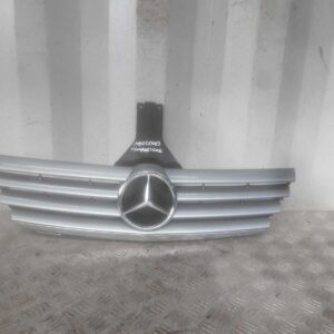2002-2007 Mercedes C-Class 3DR Coupe Front Grille With Badge