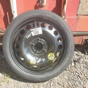 """08-10 VAUXHALL ASTRA MK5 16"""" 5 STUD SPACE SAVER/SPARE WHEEL T115/70 R16 5.66MM"""