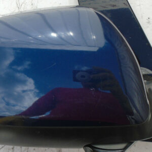 2001-2009 TOYOTA AVENSIS VERSO O/S/F DRIVERS ELECTRIC WING MIRROR BLUE