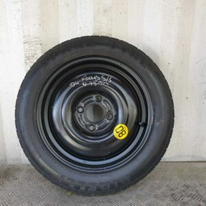 """1998-2004 FORD FOCUS MK1 15"""" 4 STUD SPACE SAVER/SPARE WHEEL T125/80 R15 4.48MM"""