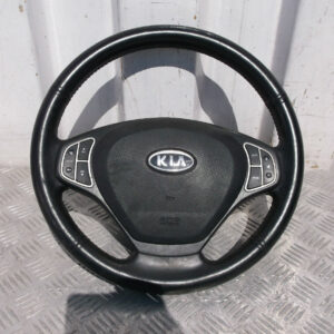 07-13 KIA CEED LEATHER STEERING WITH STEREOS CONTROLS