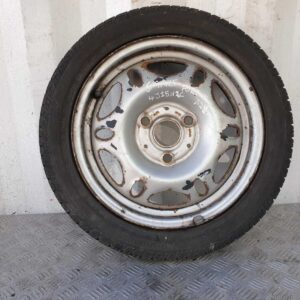 """2002-2007 SMART FORTWO 450D 15"""" 3 STUD STEEL SPARE WHEEL 145/65 R15 7.21MM"""