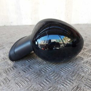 06-13 BMW MINI COOPER ONE R56 3DR HATCH N/S/F PASSENGERS ELECTRIC WING MIRROR