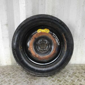 """1999-2005 ROVER 75 16"""" 5 STUD SPACE SAVER/SPARE WHEEL T125/90 R16 5.29MM"""