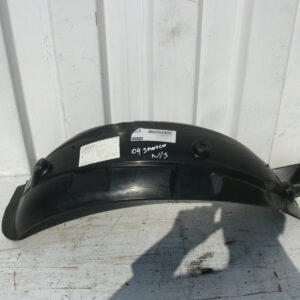 2002-2007 SMART CAR FORTWO N/S/R PASSENGERS WHEEL ARCH LINERS