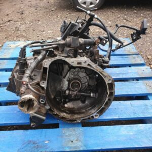 05-09 KIA PICANTO MK1 1.1 PETROL 5 SPEED COMPLETE MANUAL GEARBOX*30 DAY WARRANTY